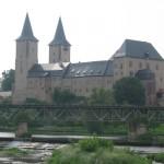 Graffitis kleiner Prinzen auf Schloss Rochlitz entdeckt