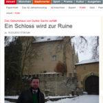 Schloss Mainberg: Geburtshaus von Gunter Sachs verfällt
