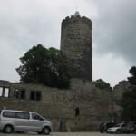 Die Schönburg an der Saale