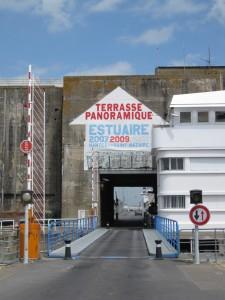 St. Nazaire: Der Schleusenbunker