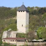 Burg Sonnenberg: Mittelalterliche Küche entdeckt