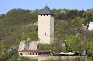 Burg Sonnenberg / Foto: Wo st 01/Wikipedia - veröffentlicht unter CC BY-SA 3.0