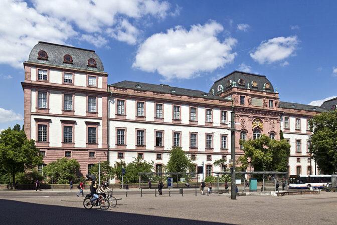Das Residenzschloss in Darmstadt / Foto: Wikipedia/Rudolf Stricker