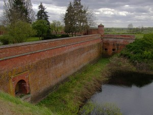Mauer der Festung Dömitz / Foto: Wikipedia/Doris Antony