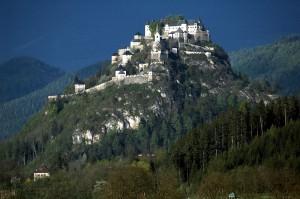 Burg Hochosterwitz (Kärnten) Foto: Wikipedia/Johann Jaritz