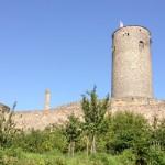 Burg Münzenberg: Malerische Ruine in der Wetterau