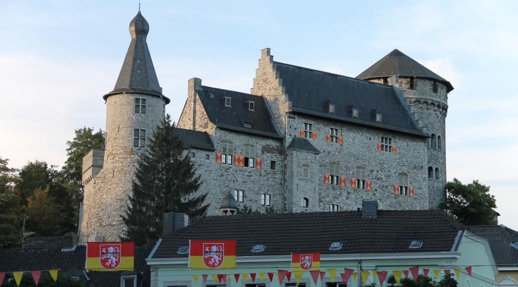 Burg Stolberg über Stolberg bei Aachen / Foto: Burgerbe