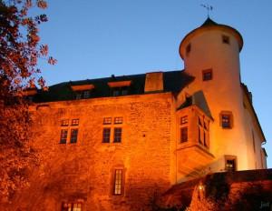 Die Jugendburg Neuerburg / Foto: Wikipedia/Josef Thiel