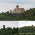 Thüringens Burgentrio: Die Drei Gleichen
