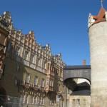 Der Eulenspiegelturm von Schloss Bernburg