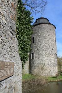 Wehrturm der Wasserburg