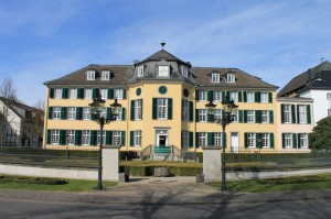 Herrenhaus Cromford - Prachtvolle Schaltzentrale der ältesten Fabrik Deutschlands