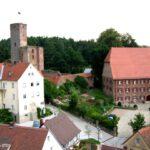 Dauerregen: Mittelalterfest auf Burg Hilpoltstein abgesagt