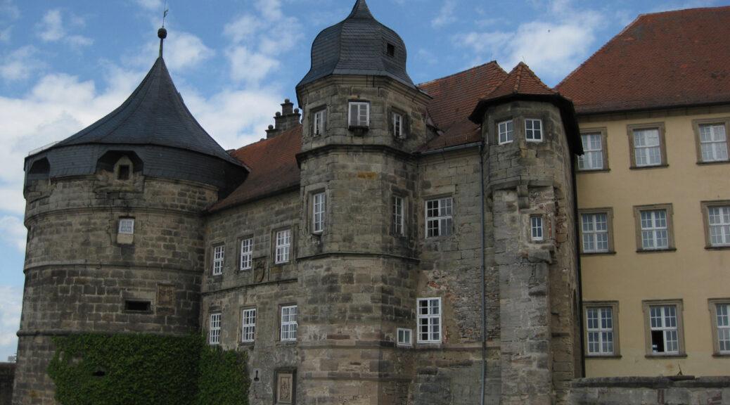 Die Festung Rosenberg (Kronach) wurde Drehort für Resistance