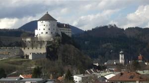 Die Festung Kufstein / Foto: Wikipedia/Manuel Tschenet