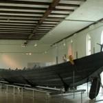 Schloss Gottorf: Das Nydamboot, ein germanisches Wassertaxi