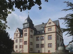 Schloss Salder in Salzgitter - einer der Drehorte / Foto: Wikipedia/Johamar