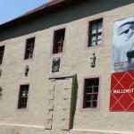 Schloss Lützen: Erinnerung an die Schlacht von 1632
