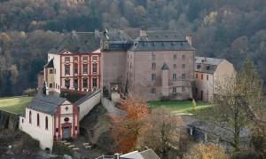 Schloss Malberg in der Eifel / Foto: Wikipedia/Sir Gawain