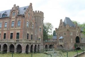 Das sanierte Schloss Paffendorf in Bergheim