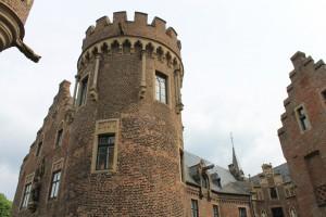 Turm und Wasserspeier