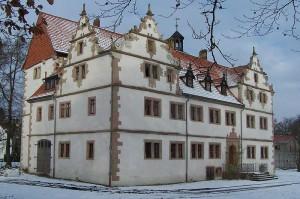Schloss Wildprechtroda / Foto: Wikipedia/Metilsteiner