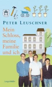 Das Buch von Peter Leuschner über das Leben in Schloss Hofstetten / Bild: Amazon