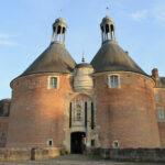 Chateau Saint-Fargeau: Gerettet durch Historienspektakel