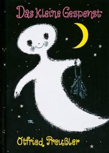 """Buchcover von """"Das kleine Gespenst"""""""