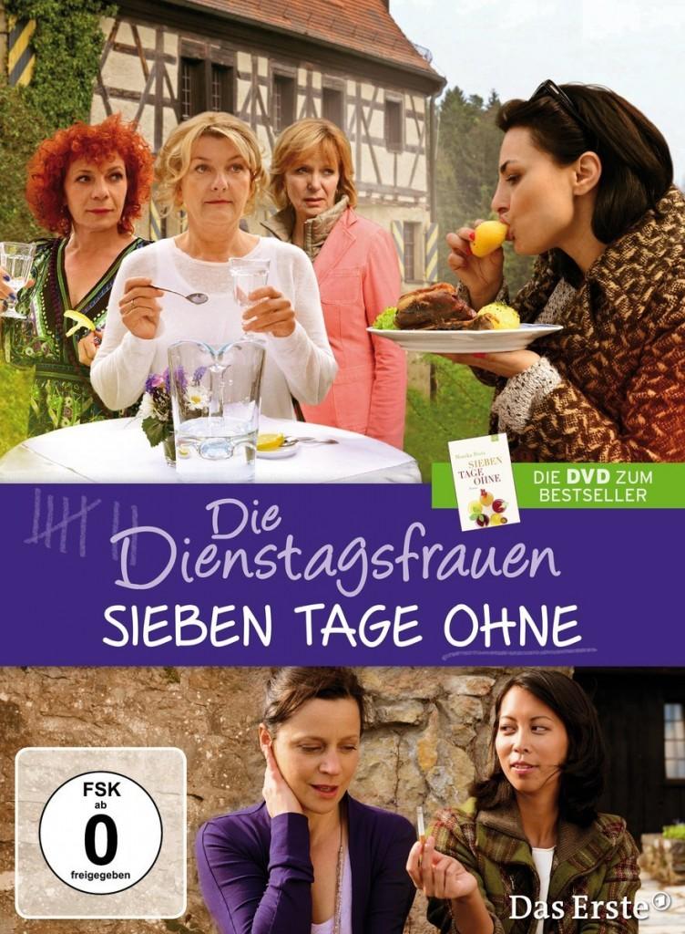 """Die Dienstagsfrauen """"sieben Tage ohne"""" gibt es inzwischen auch als DVD. Bild/Link: Amazon"""