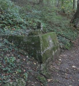 "Das Grab der ""Dunkelgräfin"" Foto: Wikipedia/Polemon"