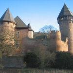 Neues Burgenportal: 16 Burgen in Krefeld