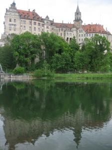 Auf Schloss Sigmaringen an der Donau kann jetzt geheiratet werden
