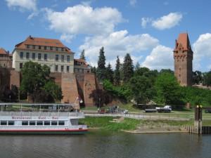 Die Burg von Tangermünmde an der Elbe: Sie beherbergt heute einen Hotelkomplex / Foto: Burgerbe.de
