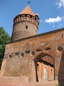 Tangermünde: Der Gefängnisturm der Burg / Foto: Burgerbe.de