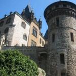 """""""Das kleine Gespenst"""" spukt auf Schloss Wernigerode"""