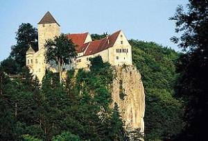 Burg Prunn über dem Altmühltal / Foto: Wikipedia/Gemeinde Riedenburg