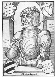 Ulrich von Hutten / Wikipedia / gemeinfrei
