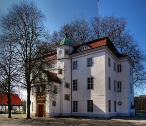 "Das erste ""Schloss Einstein"", das Jagdschloss Grunewald in Berlin / Foto: Wikipedia/Karl-Heinz Meurer (--Charlie1965nrw)"