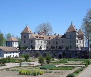 Chateau Prangins nahe Nyon / Foto: Wikipedia/Marco Zanoli (sidonius)
