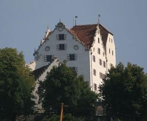 Bei Schloss Wildegg stehen Gärten und Parks im Vordergrund / Foto: Wikipedia/Badener