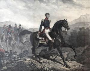 Schlossbesitzer Charles-Jules Guiguer de Prangins, Befehlshaber der schweizer Armee von 1830 bis 1838 / Bild: Wikipedia/public domain