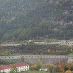 Architektur-Entwürfe auf Festung Franzensfeste zu sehen
