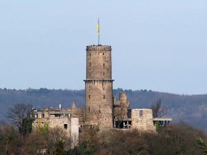 Die Ruine der Godesburg in Bad Godesberg / Foto: Wikipedia/Dickbauch