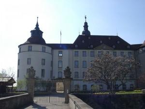 Repräsentativ: Der Eingangsbereich / Foto: Wikipedia/Klaus Graf