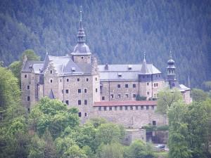 Burg Lauenstein / Foto: Wikipedia/Benreis