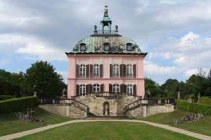 Das Fasanenschlösschen in Moritzburg / Foto: Wikipedia/Kolossos
