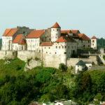 Burg Burghausen: Brücken von Europas längster Burg werden saniert