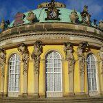 Der Mittelbau von Schloss Schloss Sanssouci in Potsdam  / Foto: Wikipedia/Suse/CC-BY-SA 3.0