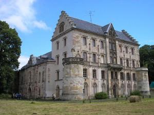 Schloss Reinhardsbrunn in Thüringen wird zum Alptraum für Denkmalschützer / Foto: Wikipedia/Michael Sander